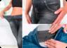 Леджинсы Slim Jeggings утепленные с начесом (3 цвета)