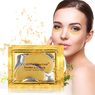 Коллагеновая маска для глаз Crystal Collagen Gold Powder Eye Mask