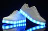 LED Кроссовки со светящейся подошвой