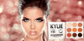 Тени для век Kylie Jenner Kyshadow Pressed Powder Eyeshadow 9 в 1