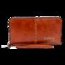 Портмоне Baellerry Leather (со строчкой по центру)