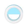 Светодиодное кольцо для селфи Selfie Ring Light (от батареек)